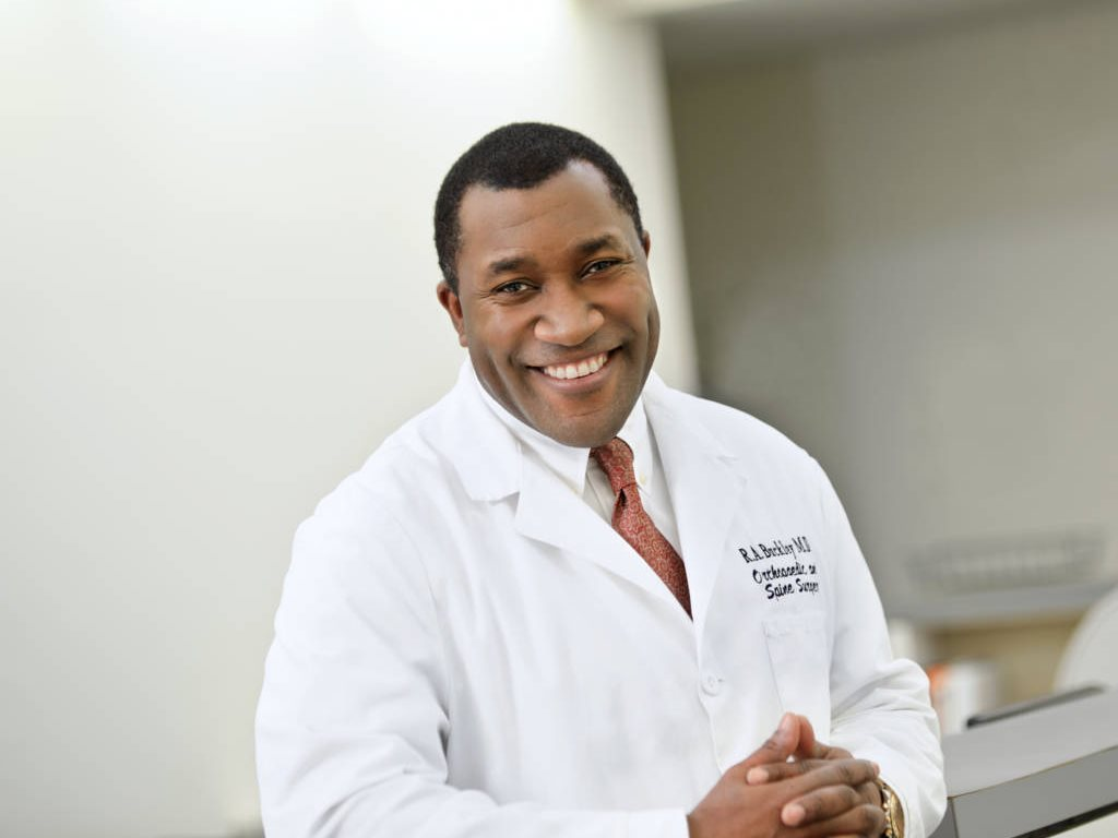 Dr. Rudolph Buckley